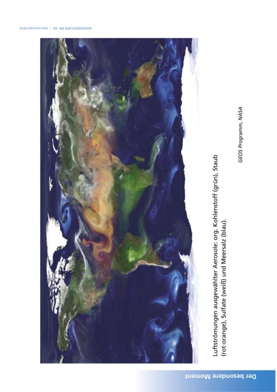 Stroemungen der Erde